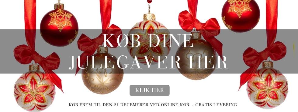 Køb julegaver online - Jægersborg Allé Butikker