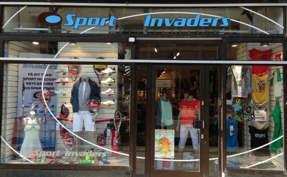 Sport Invaders